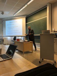 Advokat Jan Lindén